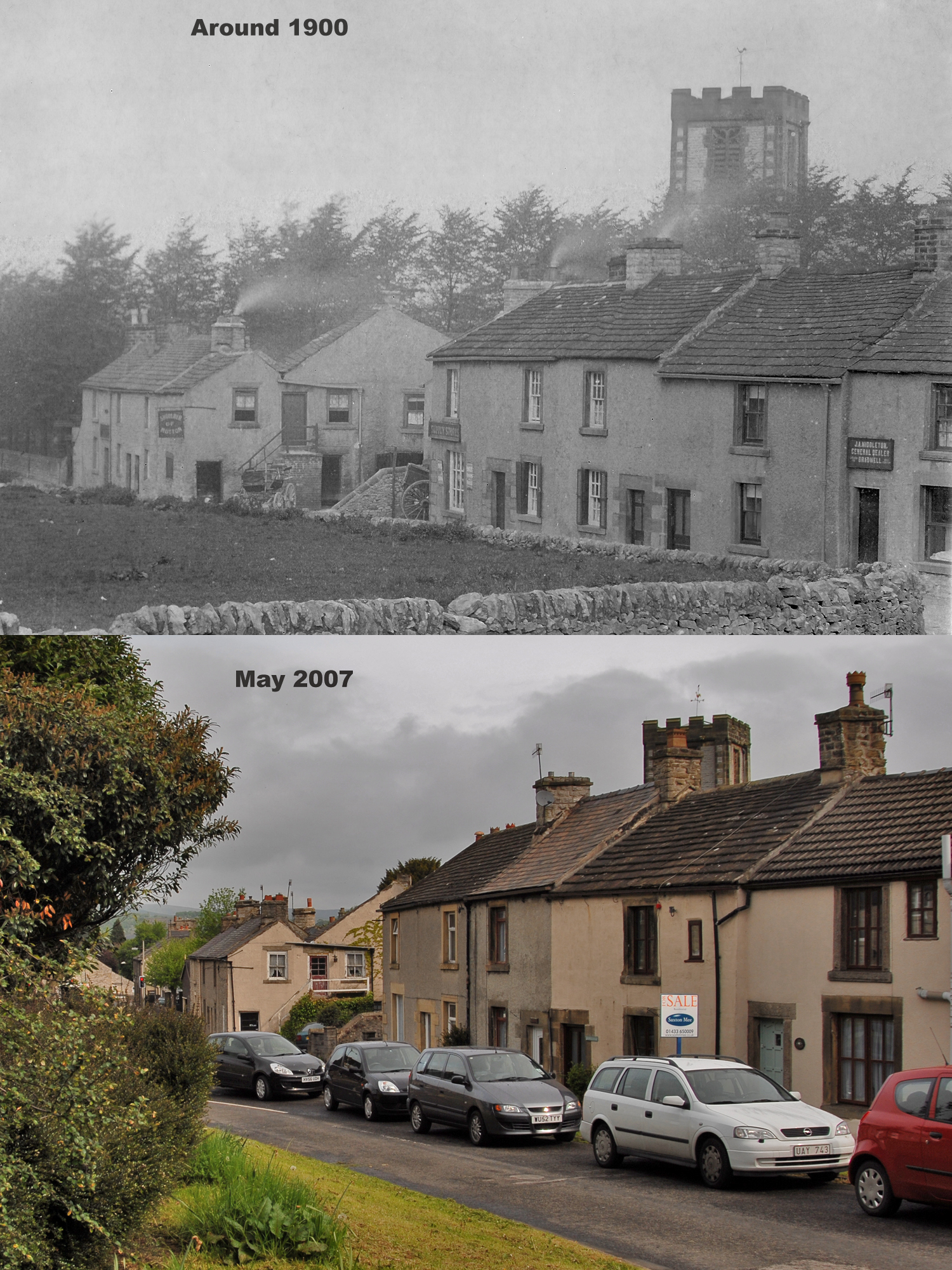 Bradwell-Then-Now